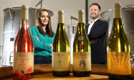 North East's First Urban Winery Toasts New Fortnum & Mason Listing