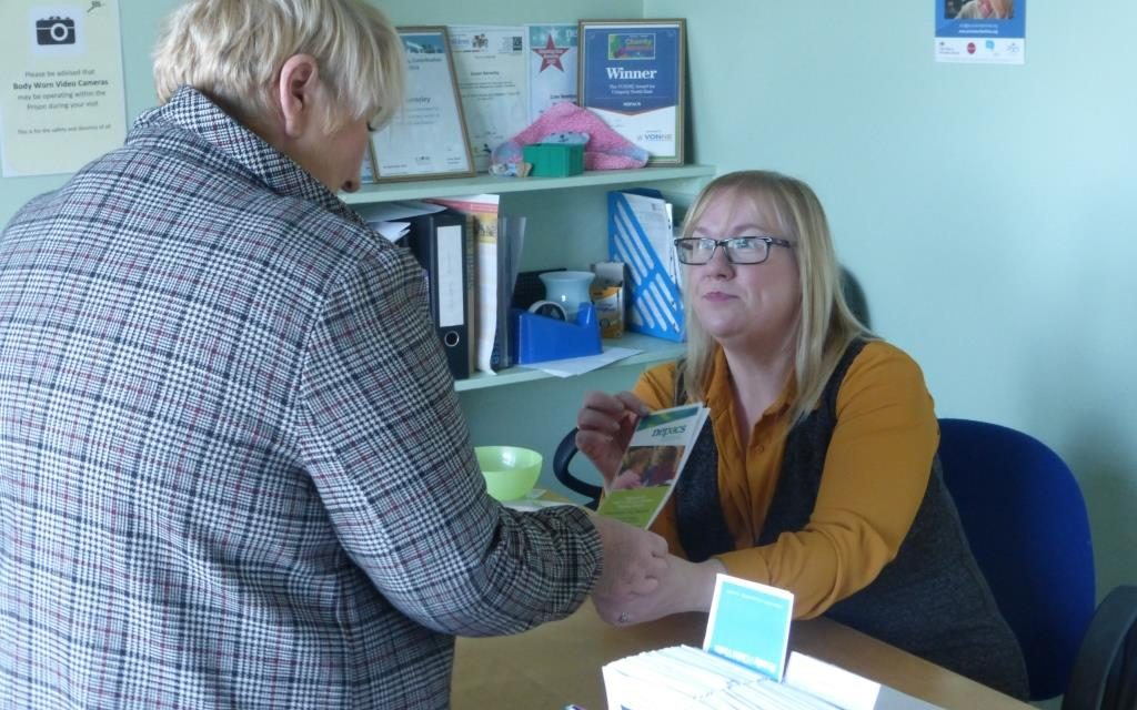 Funding provided to north east charity to support prisoners and their families during pandemic