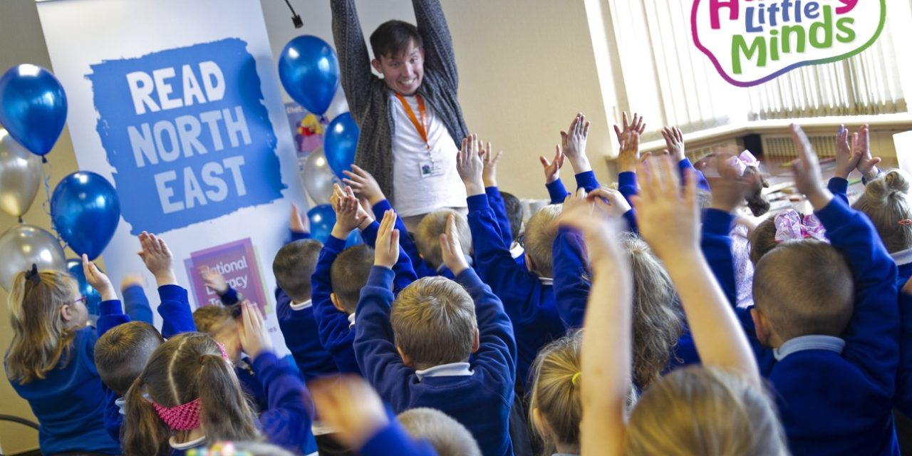 Get your little ones school-ready with free chat, play and read activities for the summer