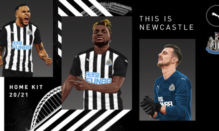 NEWCASTLE UNITED AND PUMA UNVEIL 2020/21 HOME KIT