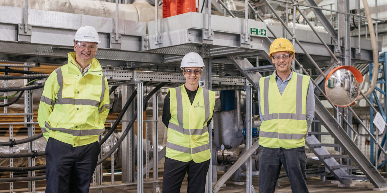 Biomass pioneer set for expansion following £900k funding round