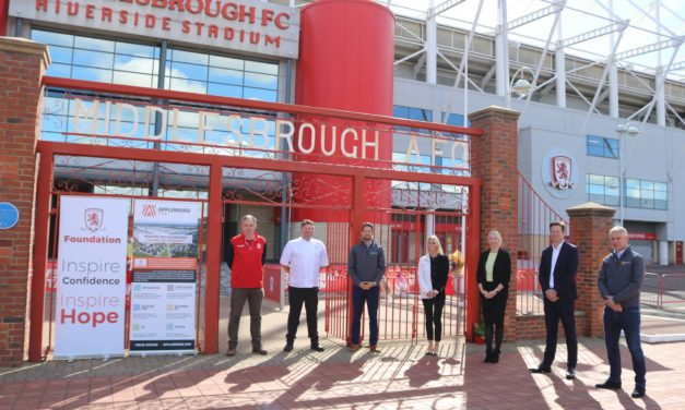 Stepping up to the Plate: Applebridge and Middlesbrough FC partnership provides free meals to Teesside children