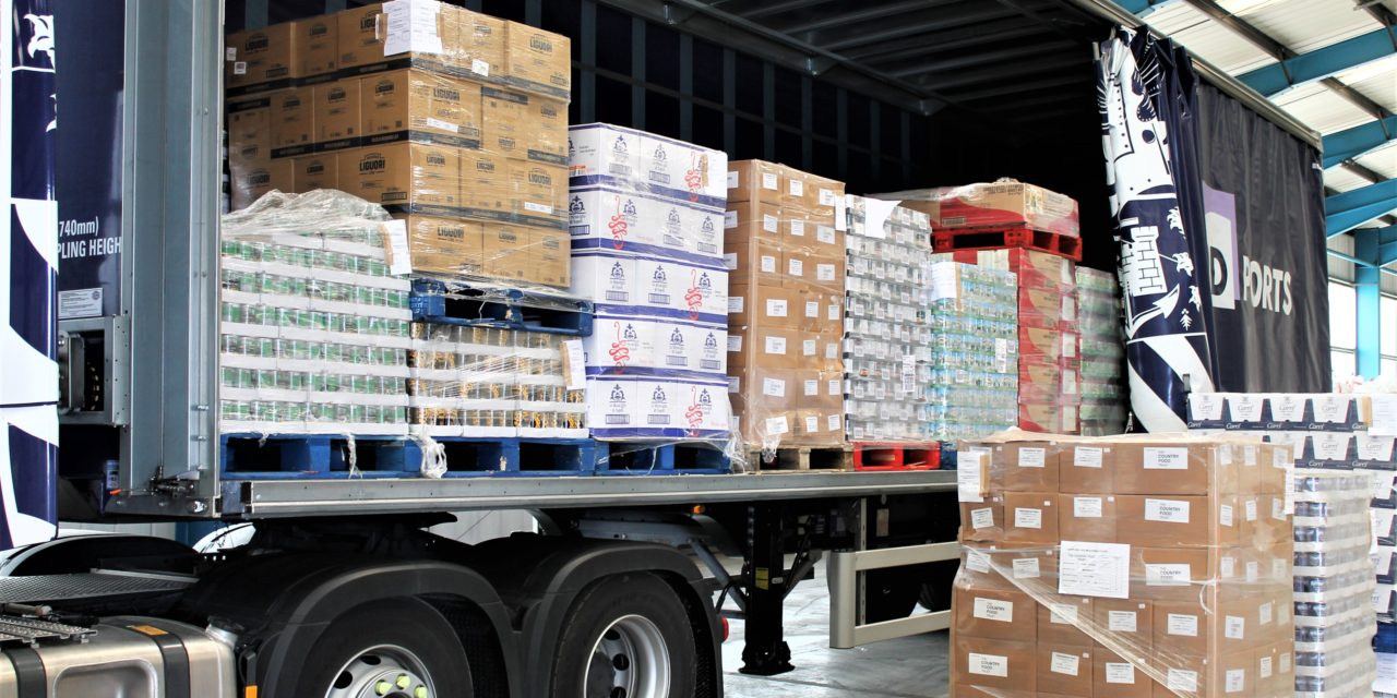 PD Ports volunteers support to combat holiday hunger across South Tees