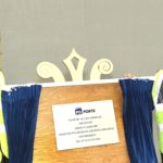 Minister for Regional Growth and Local Government opens multi-million pound bulks terminal at Teesport