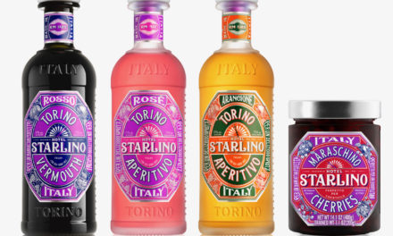 3 Star-Studded Summer Cocktails to make with Hotel STARLINO 💜💗🧡❤️