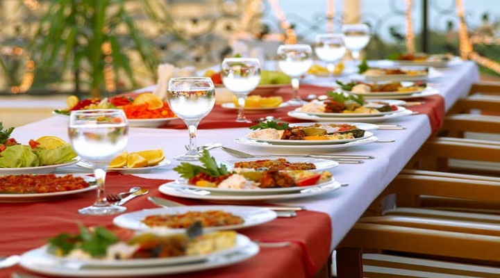 Unheard features of the top rated catering service