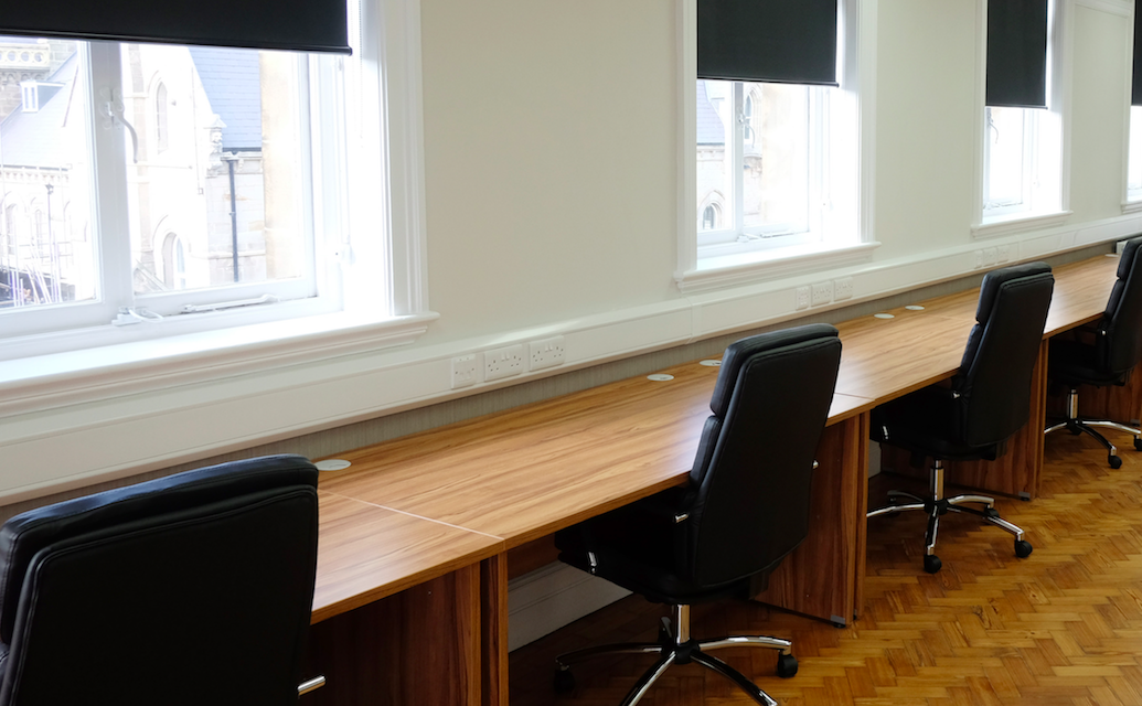 Lucky Office Available at Commerce House