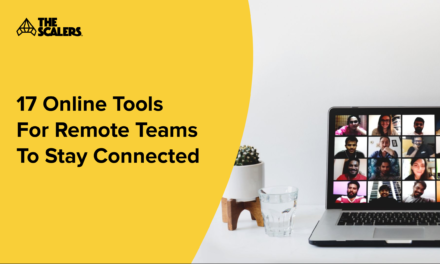 17 Online Tools For Remote Teams To Stay Connected