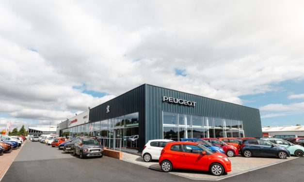 Wingrove Motor Company Celebrates 95th Anniversary With £750,000 Silverlink Dealership Investment