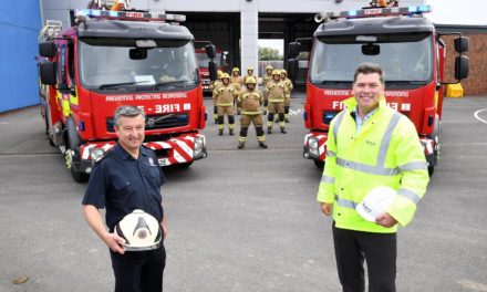 Fire Service answers developer's site access call