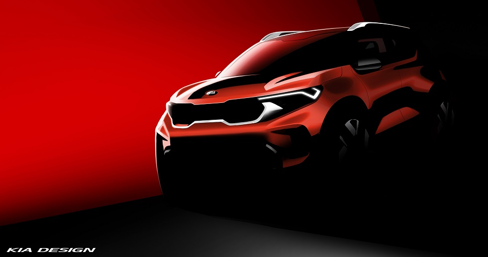 KIA INJECTS NEW DYNAMISM INTO COMPACT SUV SEGMENT WITH FIRST IMAGE OF NEW KIA SONET