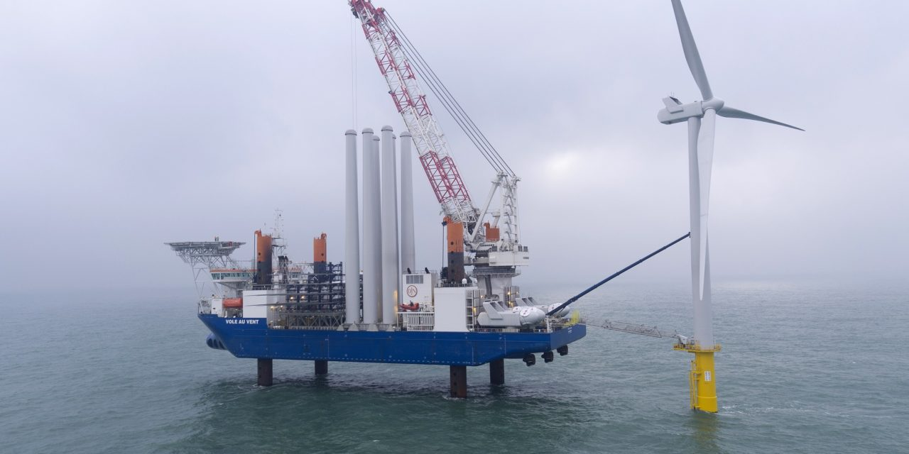 Energi Coast to undertake supply chain mapping project to help drive regional and UK content in offshore wind projects