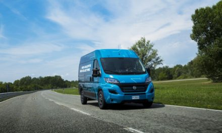 FIAT PROFESSIONAL CONFIRMS PRICING AND SPECIFICATION OF FIAT E-DUCATO FOR UK MARKET
