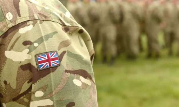 New study to investigate financial hardship and food poverty within the UK's Armed Forces Community