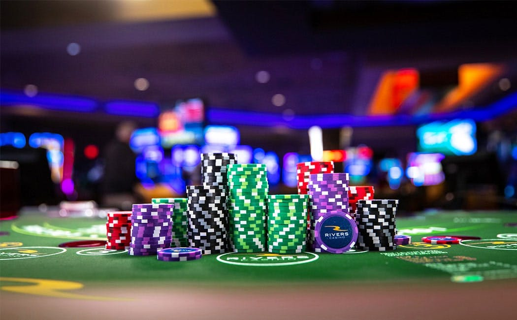 A Quick Guide To Select A Right Casino On The Web - Garth Risk Hallberg