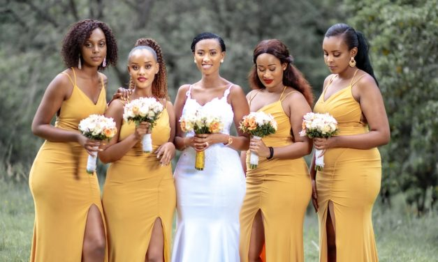 Preparation Tips for a Wedding Entourage