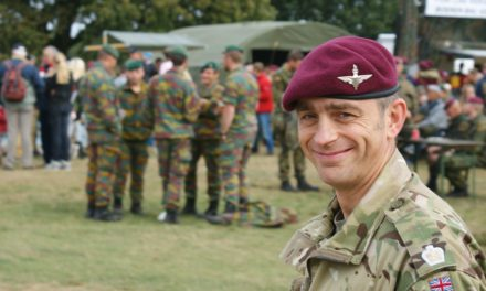 NHS Business Services Authority gains silver award for commitment to armed forces