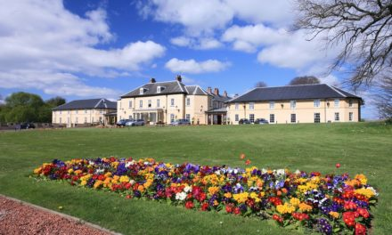 BIG BAND BRINGS PROMS IN THE PARK TO HARDWICK HALL HOTEL…
