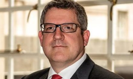 Northumbria appoints former MI5 Director General as Visiting Professor