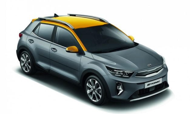MILD-HYBRID POWER, CONNECTIVITY AND NEW DRIVER ASSISTANCE TECH FOR UPGRADED KIA STONIC