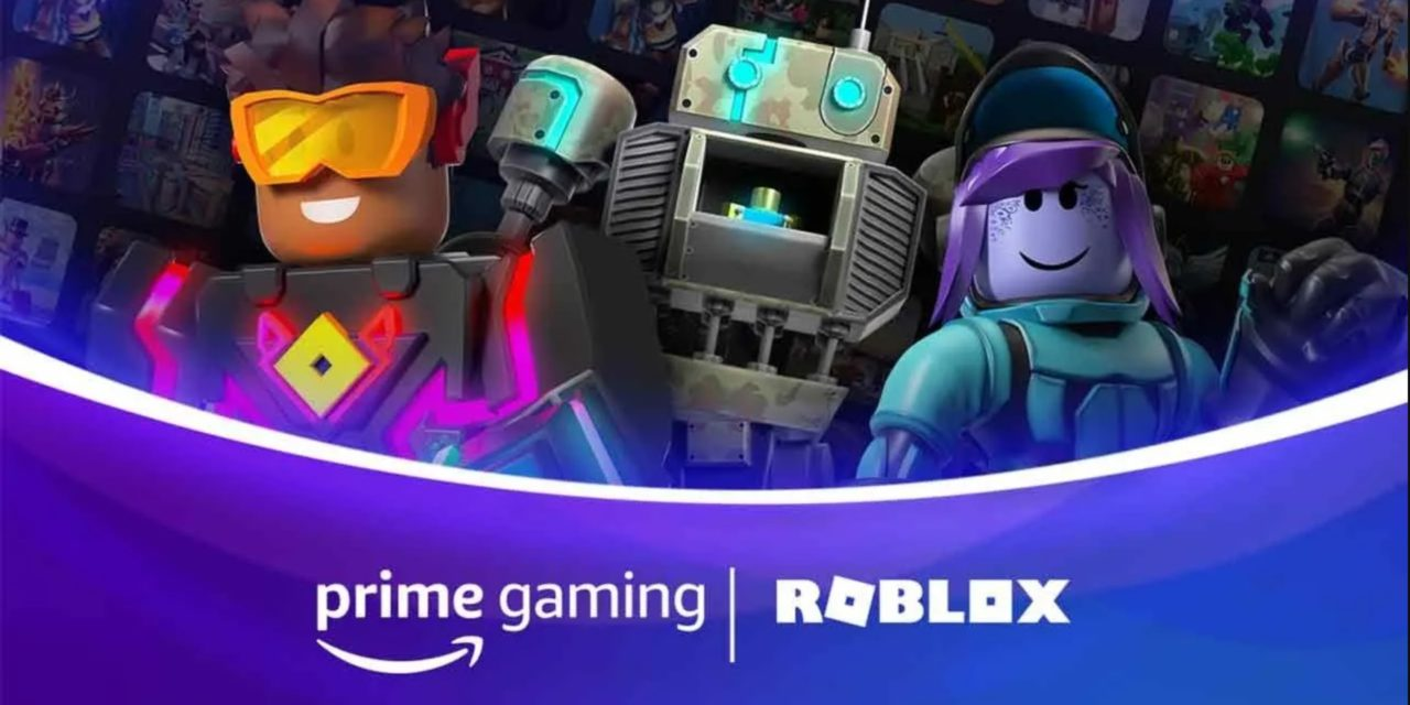 Exclusive Roblox Item Now Available with Prime Gaming