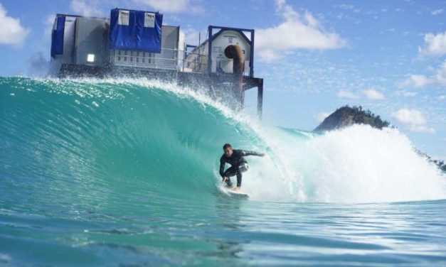 About Ghost Whispers For Surfing