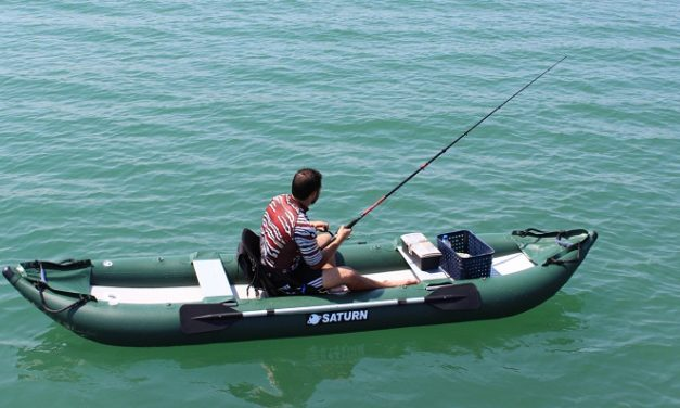 Is kayak with pedals good for fishers?