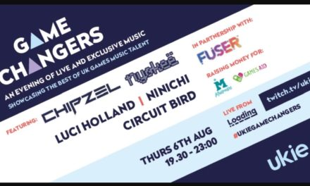 Ukie Launches Game Changers Live Game Music Event Featuring Chipzel, Luci Holland and More