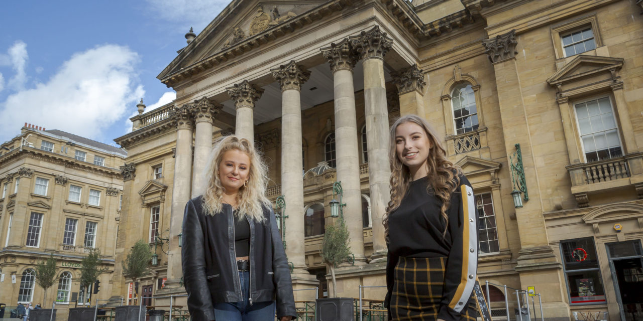 Sunderland graduates land places in young actor training scheme