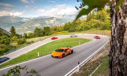 ONCE-IN-A-LIFETIME MOTORING EXPERIENCES NOW AVAILABLE FOR LESS THAN THE COST OF A SPANNER!