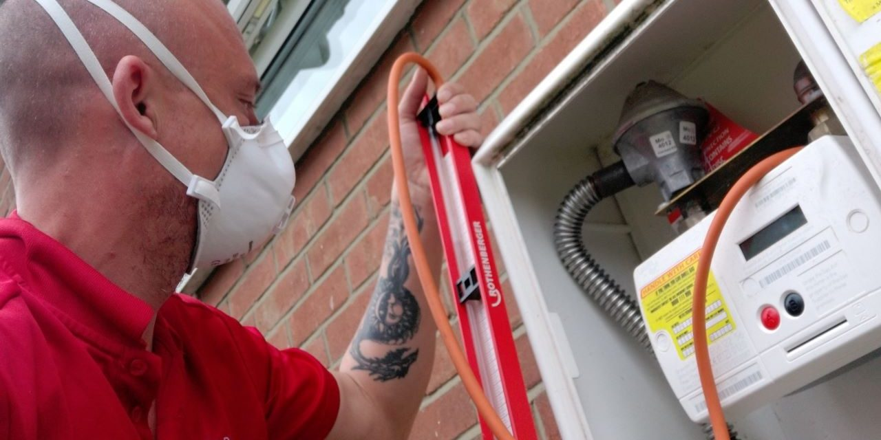 Thirteen highlights risks and precautions during Gas Safety Week