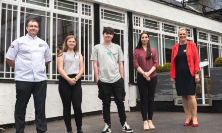New recruits join hotel group's culinary academy