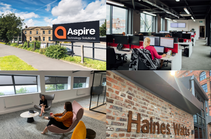 Haines Watts supports Aspire Technology Solutions with Remote Audit