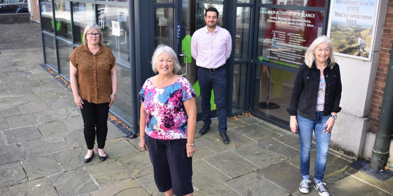 Harrogate Food Charities' Volunteers Staying Safe Thanks To Four-Figure Banks Group Grant