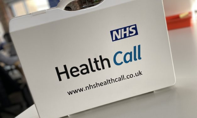 Health Call shortlisted for two National Health Tech Awards