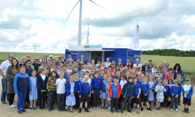 Banks Renewables Launches Plans For New Barnsdale Solar Park