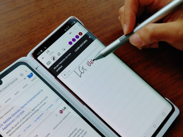 DOUBLE YOUR PRODUCTIVITY (AND CREATIVITY) WITH LG VELVET AND ACTIVE PEN