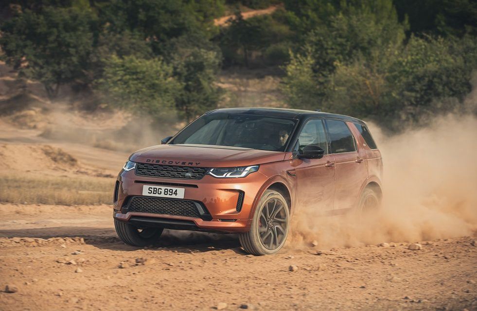 LAND ROVER DISCOVERY SPORT GETS EFFICIENT NEW DIESELS, PLUG-IN HYBRID AND POWERFUL PETROL SPECIAL EDITION