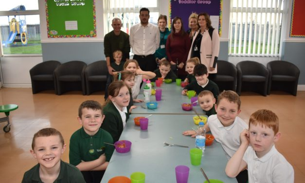 Durham City Youngsters Help Design Community Centre's New Look