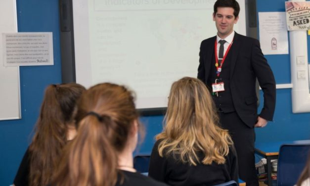 South Tyneside school awarded top teaching accreditation