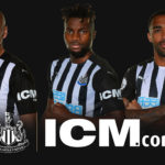 NEWCASTLE UNITED ANNOUNCES ICM.com AS SLEEVE PARTNER
