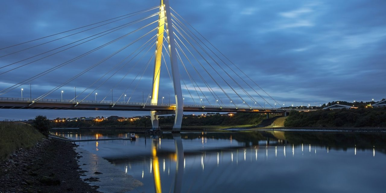 Sunderland placed in the UK's top three smart cities