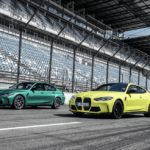 THE NEW BMW M3 COMPETITION SALOON AND BMW M4 COMPETITION COUPÉ