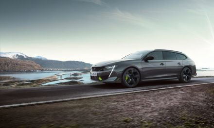 PEUGEOT LAUNCHES HIGH PERFORMANCE DIVISION WITH NEW 508 PEUGEOT SPORT ENGINEERED