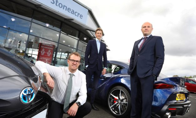 Hodgson Drives Away From Family-Owned Motor Group After Stoneacre Acquisition