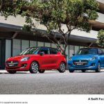 A SWIFT FACELIFT FOR 2021 SUZUKI'S THIRD GENERATION COMPACT SUPERMINI