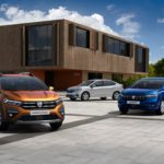 THE ALL-NEW SANDERO, SANDERO STEPWAY AND LOGAN
