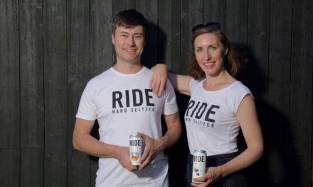 Allendale Brewery toasts success of new 'Hard Seltzer'