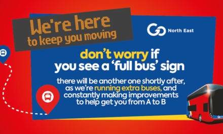 Go North East pledges to add extra capacity when buses get full as the region returns to school and work