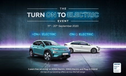HYUNDAI CELEBRATES WORLD EV DAY WITH ELECTRIC CAR TEST DRIVE EVENT